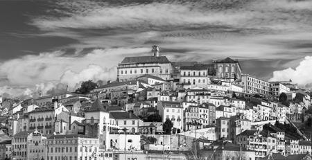 Chegámos em Coimbra