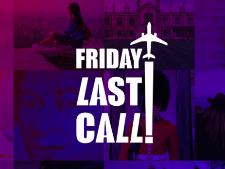 Friday Last Call - 9 de agosto